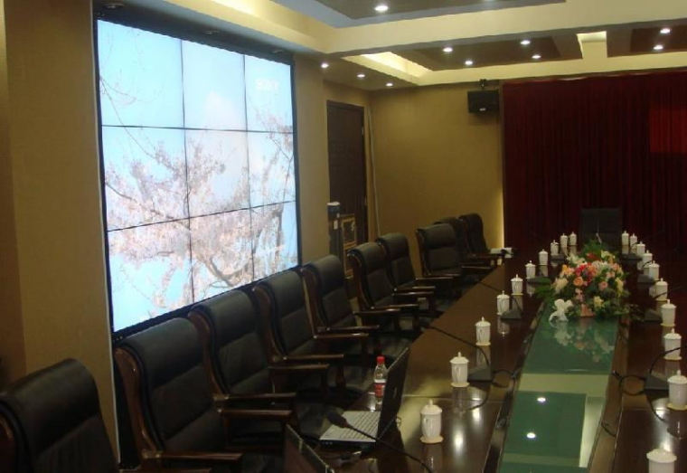 鹰潭某地会议室