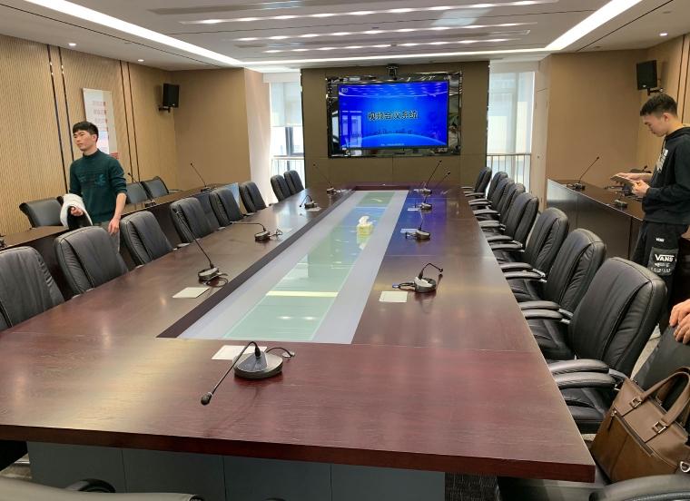 会议一体机场景