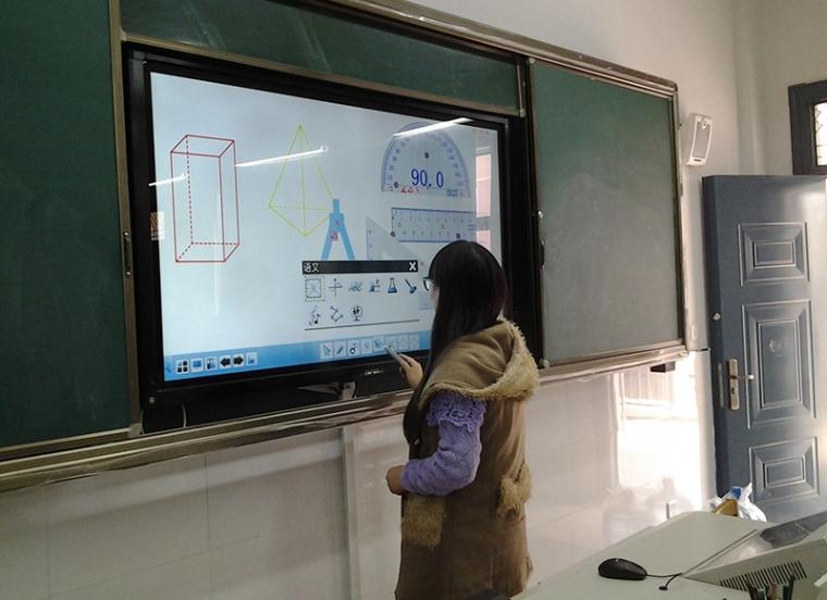 南京触摸屏教学一体机
